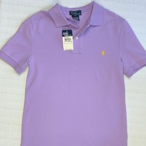 NWT RALPH LAUREN CHILD SIZE 8